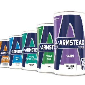 Armstead Trade Acrylic Gloss Custom Mixed Colours 2.5L