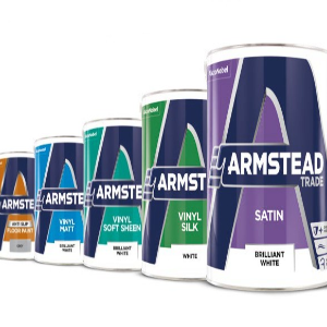 Armstead Trade Contract Matt Custom Mixed Colours 10L