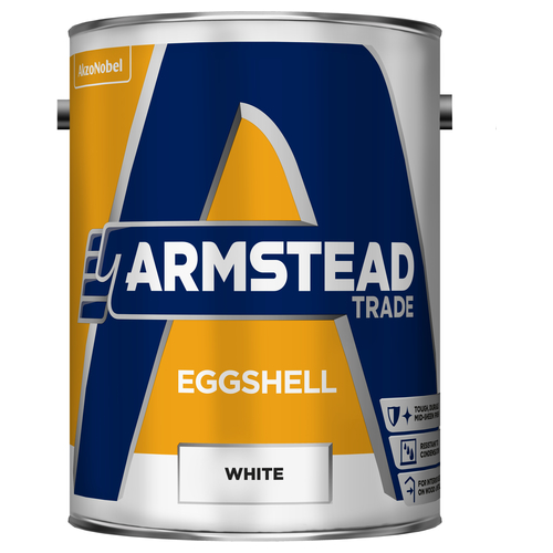 Armstead Trade Eggshell Custom Mixed Colours 5L