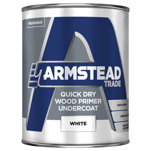 Armstead Trade Quick Dry Wood Primer Undercoat