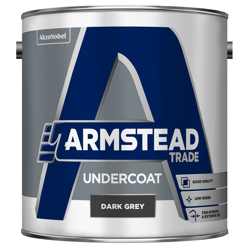 Armstead Trade Undercoat Standard Colours