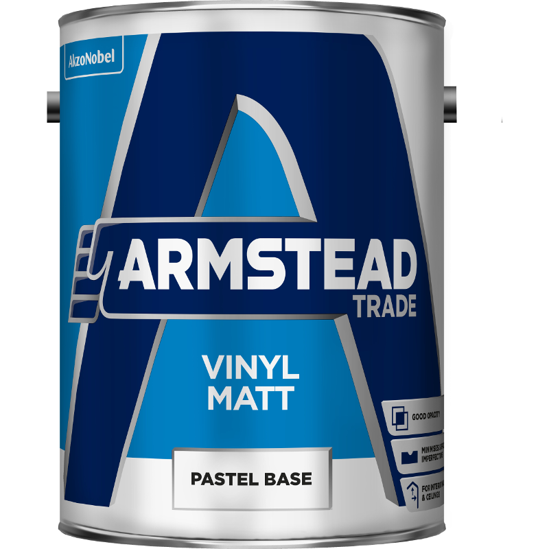 Armstead Trade Vinyl Matt Custom Mixed Colours