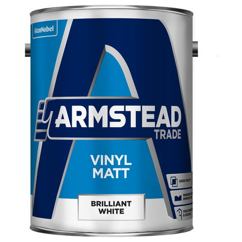 Armstead Trade Vinyl Matt Standard Colours