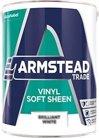 Armstead Trade Vinyl Soft Sheen Custom Mixed Colours 5L