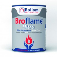 Bollom Broflame Ultra Basecoat for Timber 5L