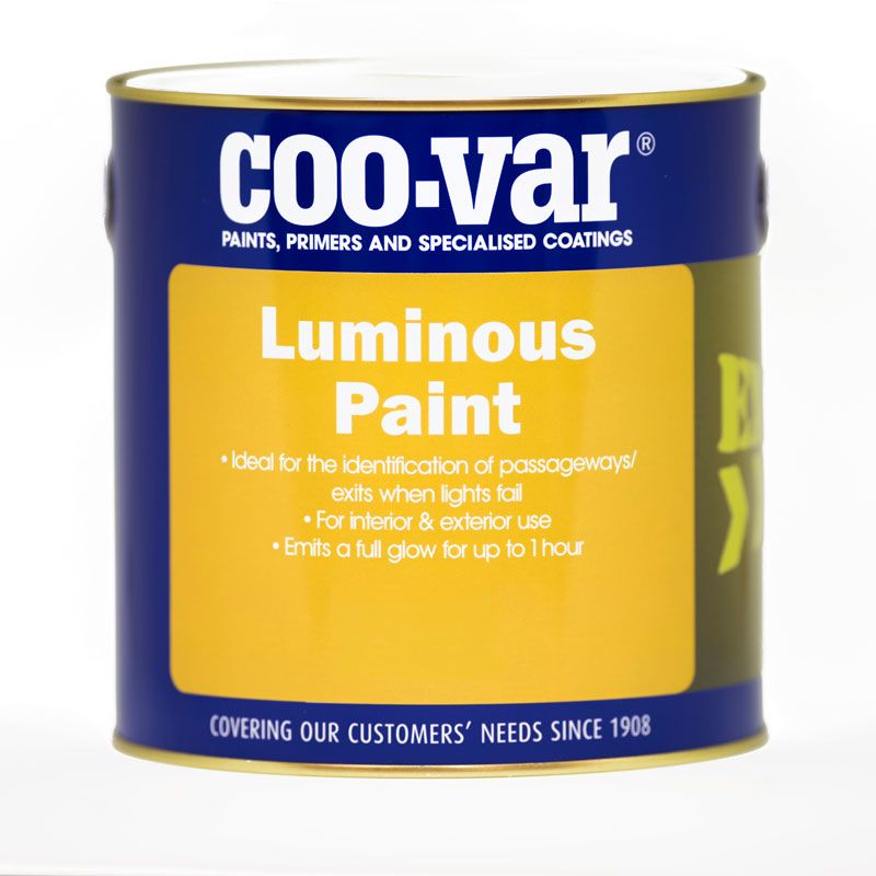 Coovar Luminous Paint Protective Top Coat