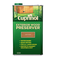 Cuprinol Exterior Wood Preserver (BP) 5L