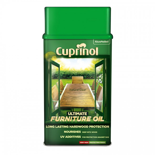 Cuprinol Ultimate Furniture Oil Spray 500ml