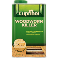 Cuprinol Woodworm Killer Low Odour 5L