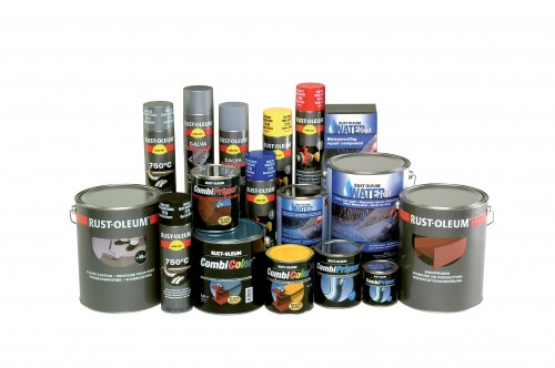 Rustoleum Mathys Dakfill Tile Red 25kg