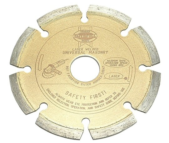 Diamond Blades 105-115mm