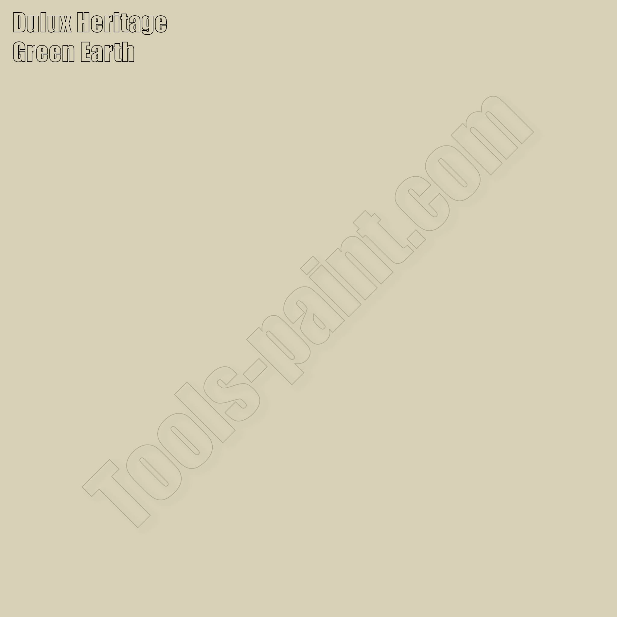 Dulux Heritage Green Earth 51247 P Jpg