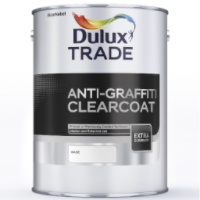 Dulux Trade Anti Graffiti Clearcoat Base 3 91l