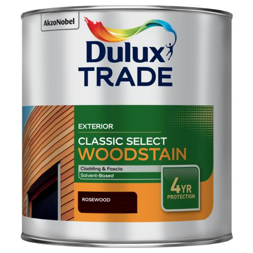 Dulux Trade Classic Select Woodstain Rosewood