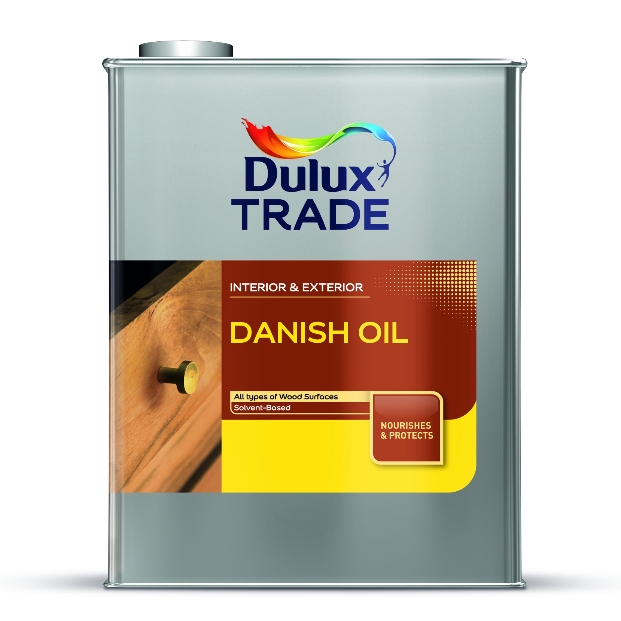 Dulux Trade Danish Oil Clear