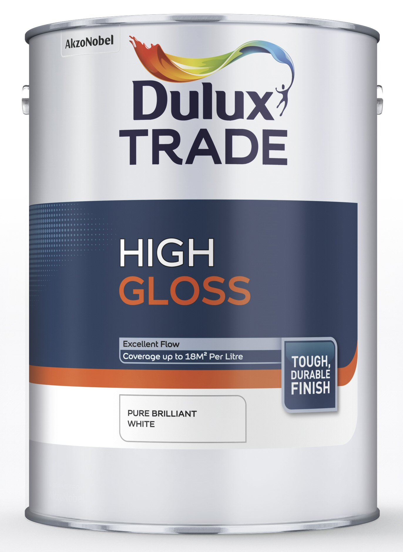 Dulux Trade High Gloss Standard Colours