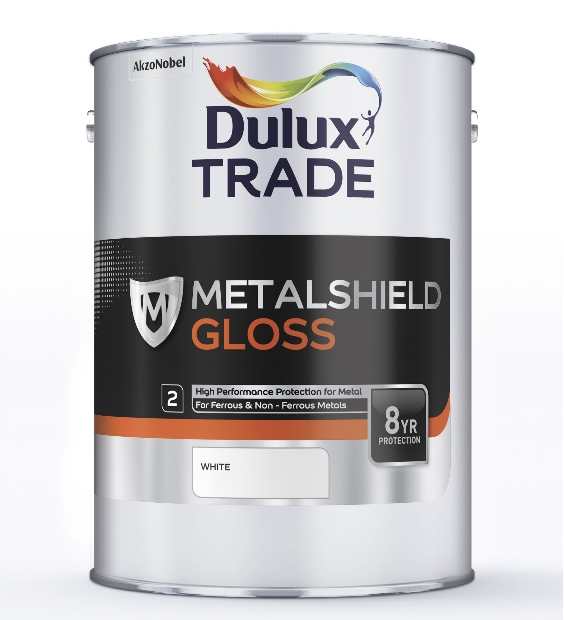 Dulux Trade Metalshield Gloss Standard Colours