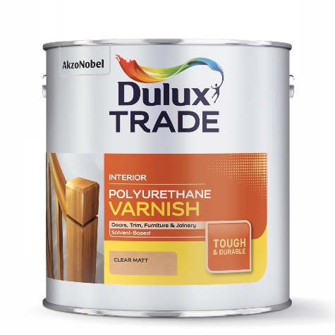 Dulux Trade Polyurethane Varnish Gloss