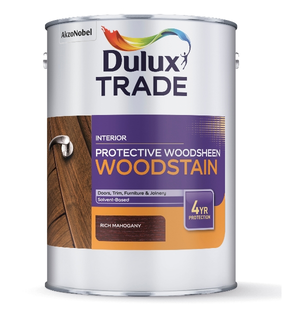 Dulux Trade Protective Woodsheen Woodstain Natural Wood