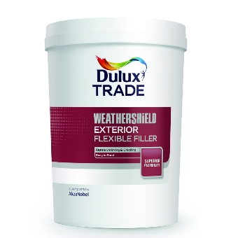 Dulux Trade Weathershield Exterior Flexible Filler 450g