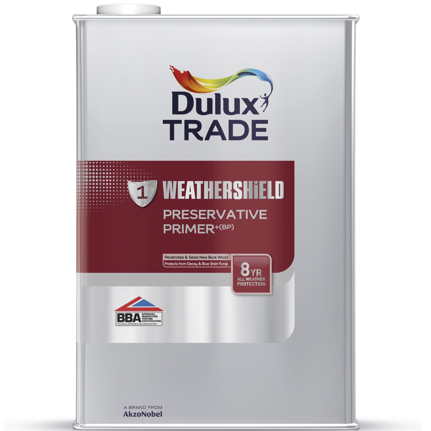 Dulux Trade Weathershield Exterior Preservative Primer Bp