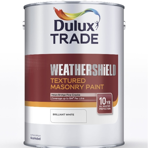 Dulux Trade Weathershield Textured Masonry Custom Mixed Colours 5L