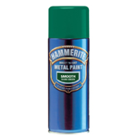 Hammerite Direct To Rust Metal Paint Smooth Finish Aerosol 400ml