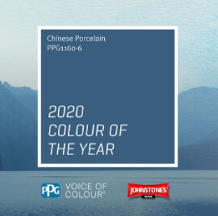 Johnstone's Colour of the Year 2020