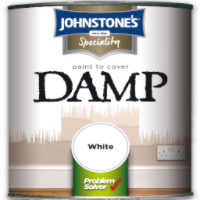 Johnstones Speciality Paint To Cover Damp