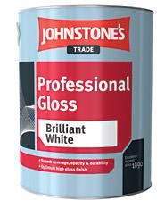 Johnstones Trade Professional Gloss clearance