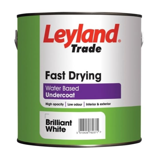 Leyland Fast Drying Undercoat Standard Colours
