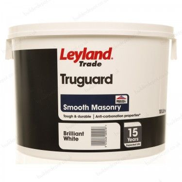 Leyland Trade Truguard Smooth Masonry 10L