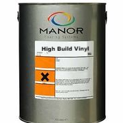 Manor Coating Systems  High Build Vinyl Custom Mixed Colours 5L
