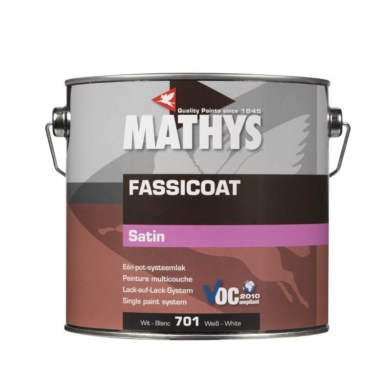 Mathys Fassicoat Custom Mixed Colours