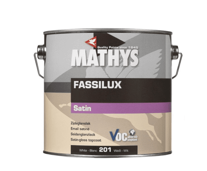 Mathys Fassilux Satin Custom Mixed Colours