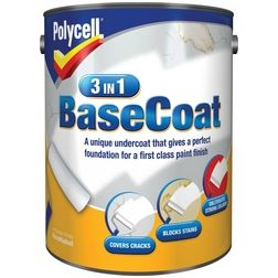 Polycell 3 in 1 Basecoat