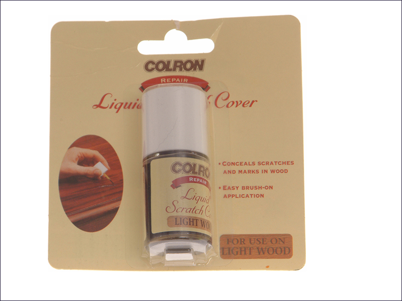 Ronseal Colron Scratch Remover Dark Wood