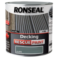 Ronseal Decking Rescue Paint Slate 2.5 Litre