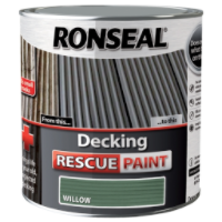Ronseal Decking Rescue Paint Willow 2.5 Litre