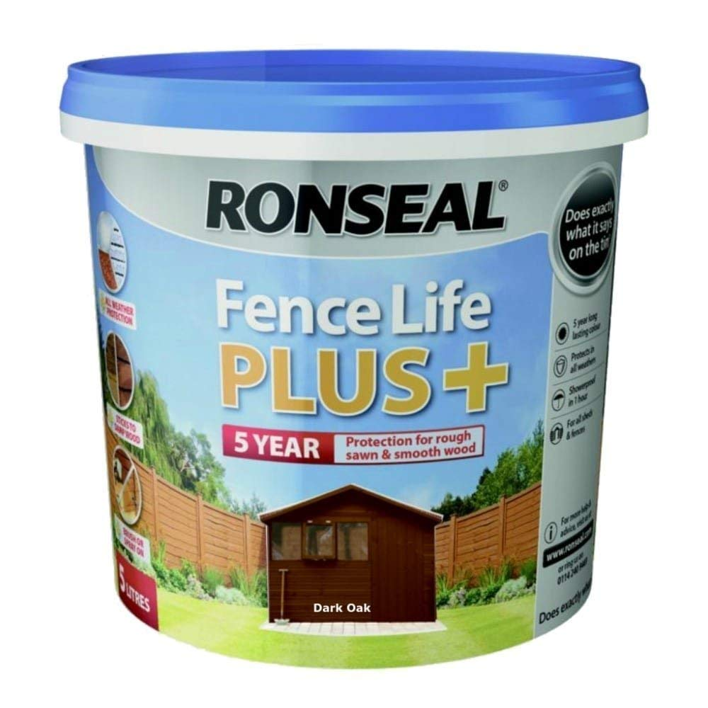 Ronseal Fence Life Plus+  5L