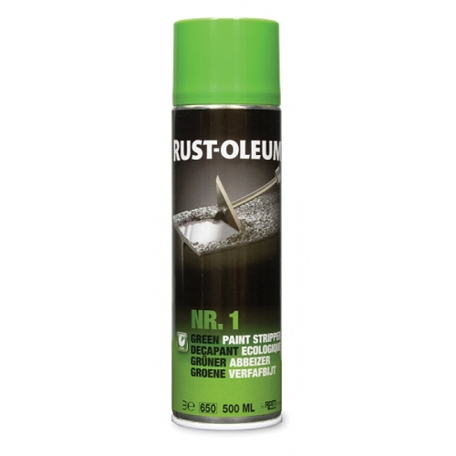 Rustoleum 2925 Nr.1 Green Paint Stripper Aerosol 500ml