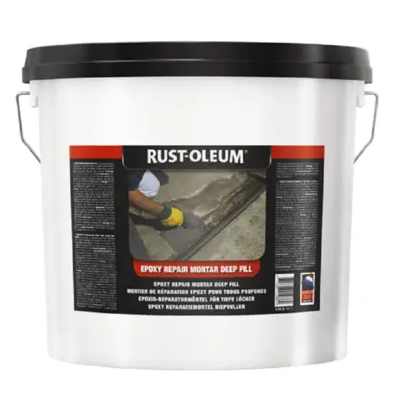 Rustoleum 5190 Epoxy Repair Mortar Deep Fill 25kg