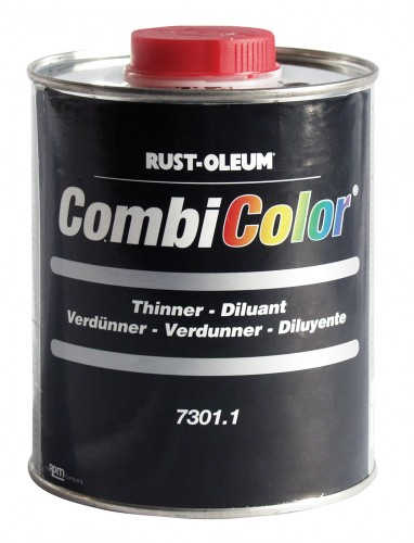 Rustoleum 7301 Thinner for Combicolor 1L