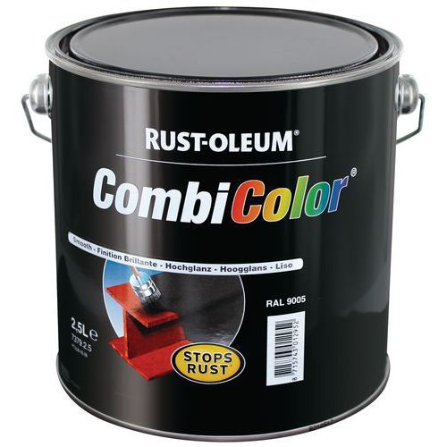 Rustoleum CombiColor 7300 Gloss Metal Paint Standard Colours 2.5L