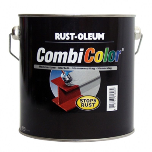 Rustoleum CombiColor 7300 Hammertone Metal Paint 750ml