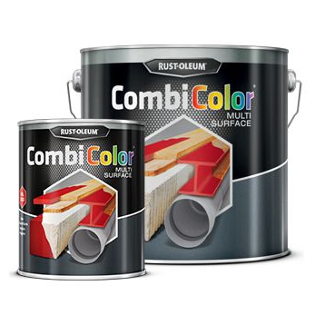 Rustoleum CombiColor Multi-Surface Gloss Paint 750ml