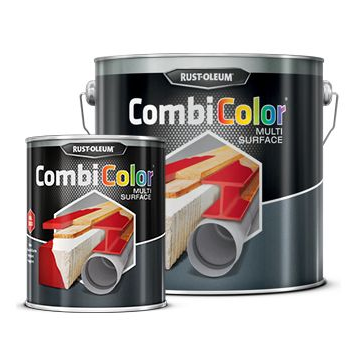 Rustoleum CombiColor Multi-Surface Satin Paint