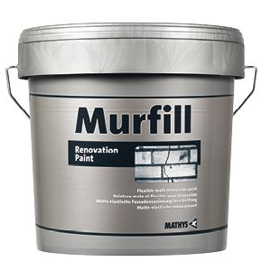 Rustoleum Mathys Murfill Renovation Paint NCS S 3000-N Grey 6kg clearance