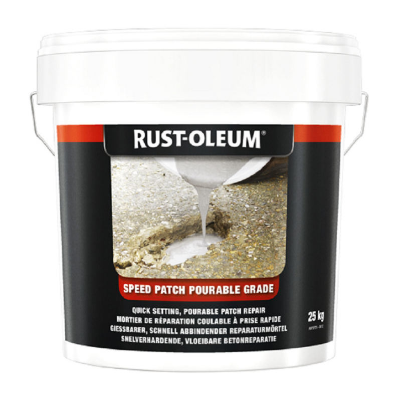 Rustoleum Pourable Speed Patch Pourable Repair 25kg