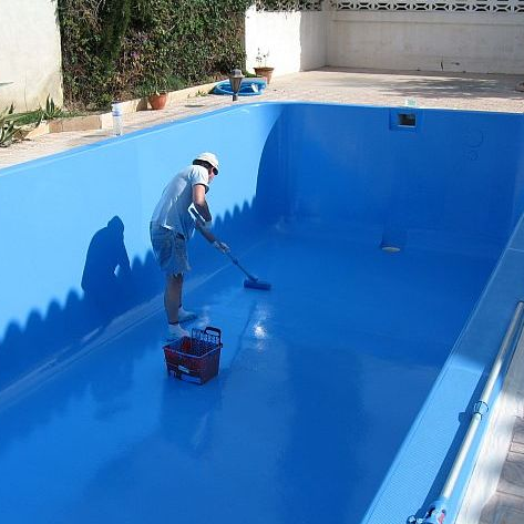 Swimming Pool Paint